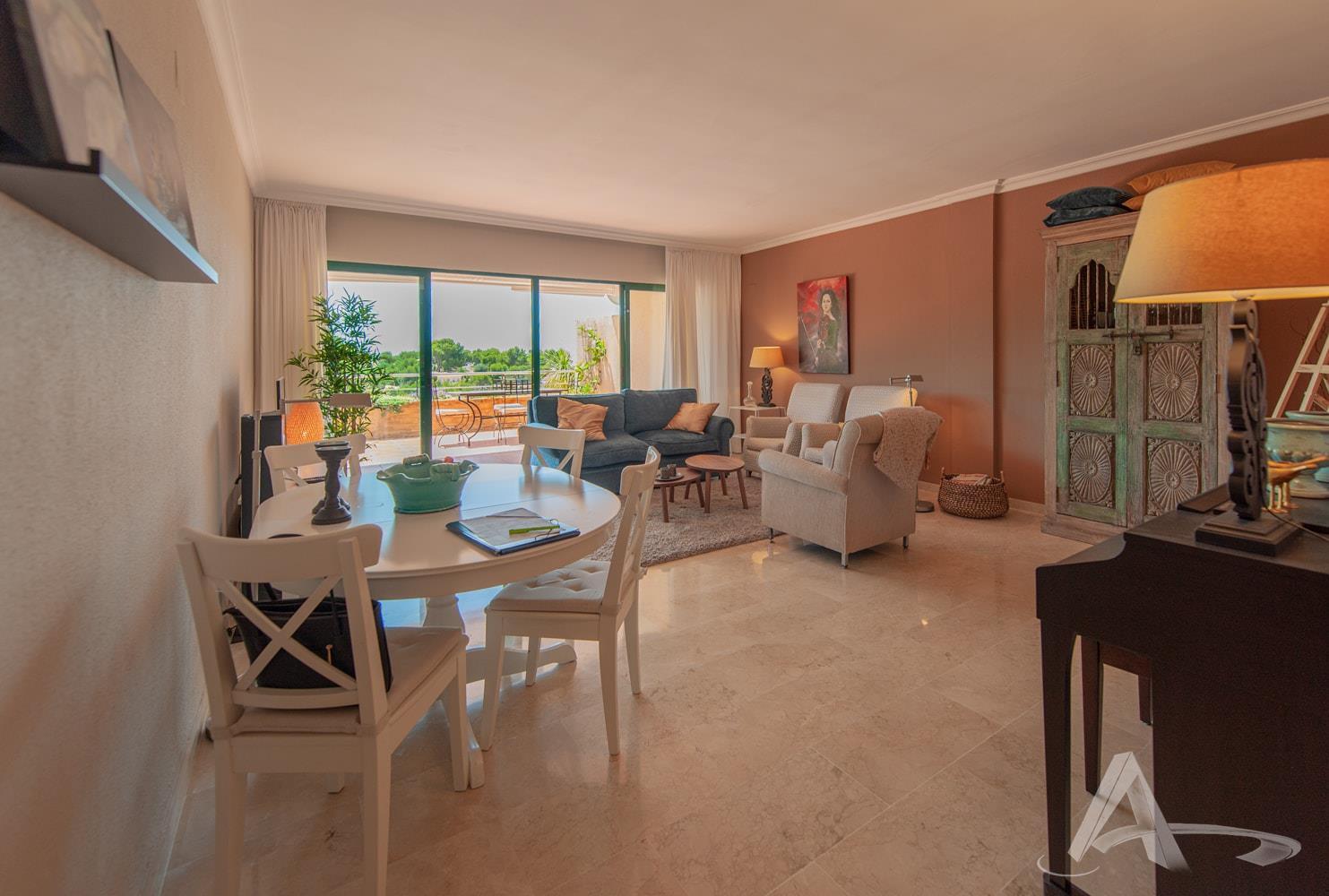 Apartment en Altea